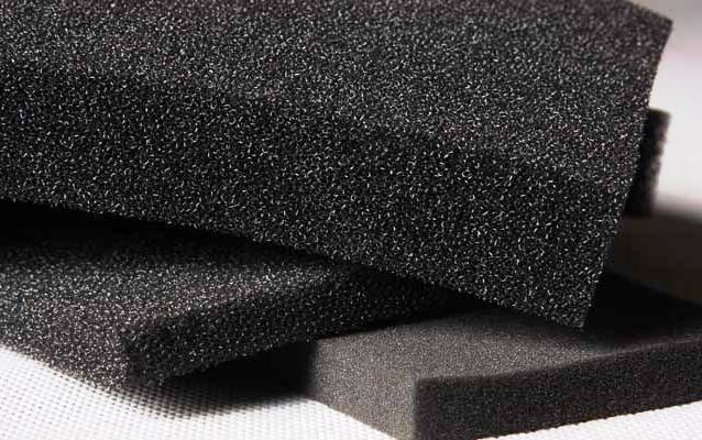 Черный поролон купить хлопковую подкладочную ткань